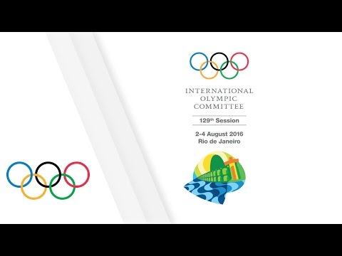 129th IOC Session - Day 1