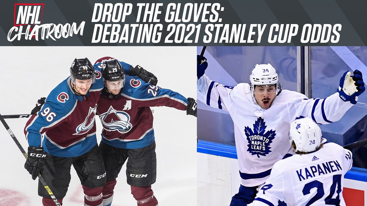 Best Bets To Win The 2021 Stanley Cup | NHL Chatroom 'Drop ...