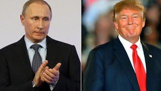 Trump Insults EVERYONE...Except Vladimir Putin