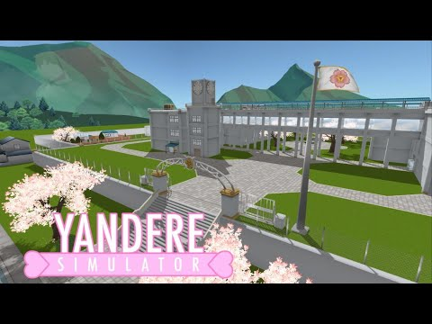 Mission Mod School - By Cranberry Candy [+DL Link] | Yandere Simulator
