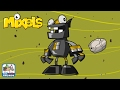 Mixels: Cragsters Game - Dig and Destroy (Cartoon Network Games)