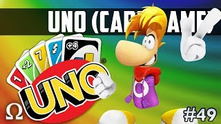 THE RAYMAN UNO DREAM TEAM!   Uno Card Game #49 Funny Moments Ft. Jiggly, Satt, Ze