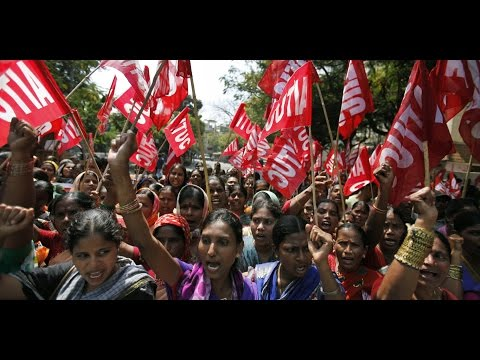 150 Million Workers Mass Strike in India