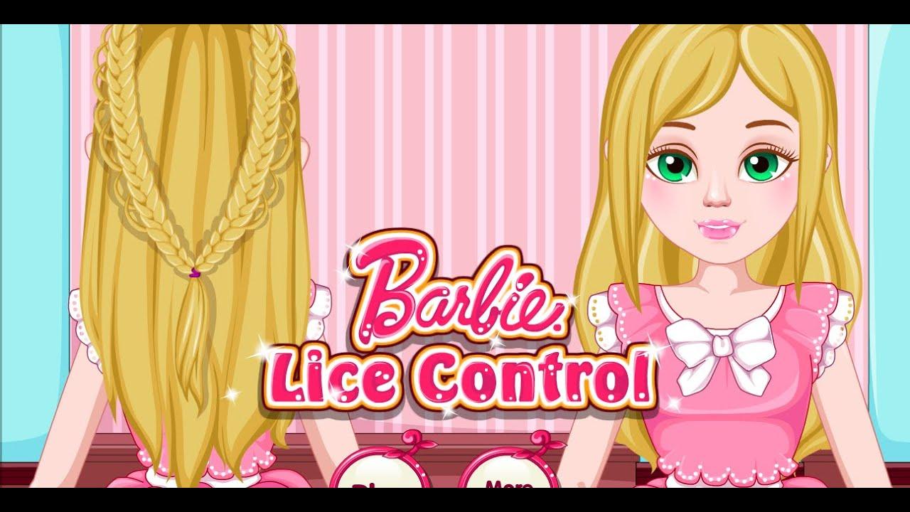 Hairstyles Games braided hairstyles girls games screenshot Barbie Lice Control Hairstyles Games