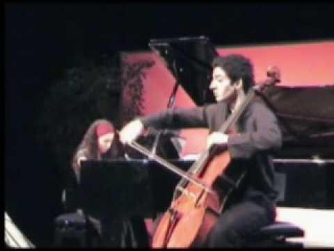 Payam Taghadossi, Violincello Joseph Haydn Konzert D-Dur