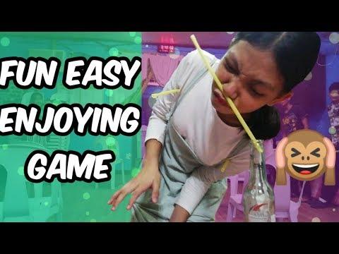 Pouty Straw Game | FUN,EASY, ENJOYING, CHRISTIAN GAME, | Youth Games | Church Games