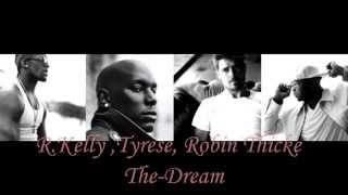 Return II Love ♪: R Kelly - Pregnant (ft.Tyrese, RobinThicke & Dream)