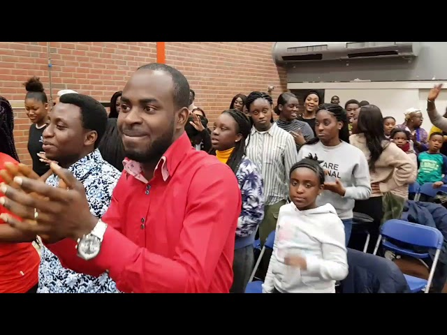 The millenium pages of love | Rev Eastwood Anaba at Ambushment Europe 2018