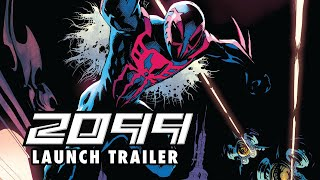 THE AMAZING SPIDER-MAN 2099 Launch Trailer | Marvel Comics