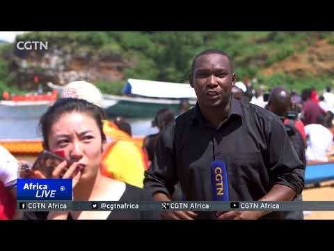 Hundreds gather in Uganda to celebrate Chinese tradition