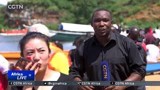 Hundreds gather in Uganda to celebrate Chinese tradition