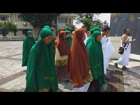 Seseorang yang berniat untuk melakukan ibadah haji, tetapi dikarnakan lamanya waktu giliran Haji, ma.