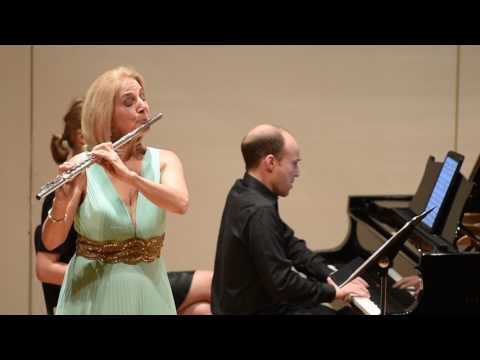 Copland Duo / Wincenc / Weiss / Colorado College Music Festival 2017