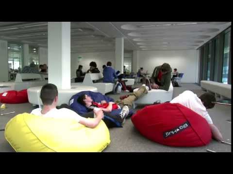 Maynooth University Library Video
