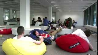Maynooth University Library Video thumbnail