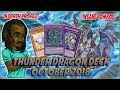 YuGiOh *COMPETITIVE* In-Depth Thunder Dragon Deck Profile!  The Best Deck This Format!? 