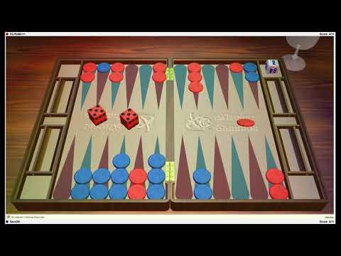 Backgammon Radio 145