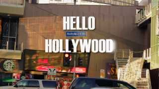 Hello Hollywood TV Show Commercial