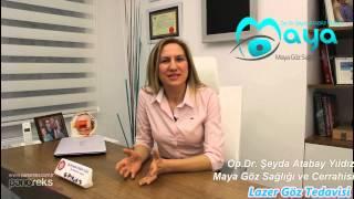Op  Dr  Şeyda Atabay Yıldız - Lazer Göz Tedavisi