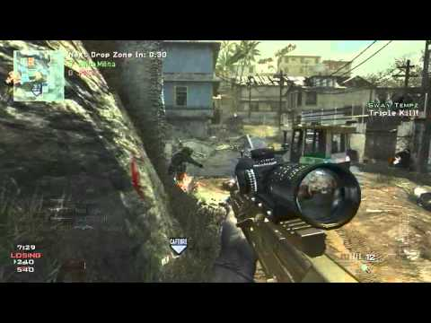 Sway Tempz - MW3 Game Clip