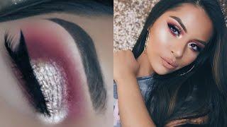 Pink Spring Makeup Tutorial   Sarahy Delarosa