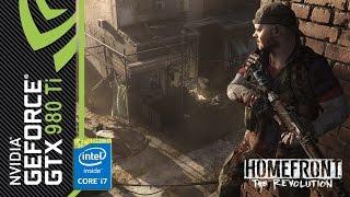 Homefront The Revolution - Gameplay #1 [GTX 980 Ti, Intel i7 4790K]