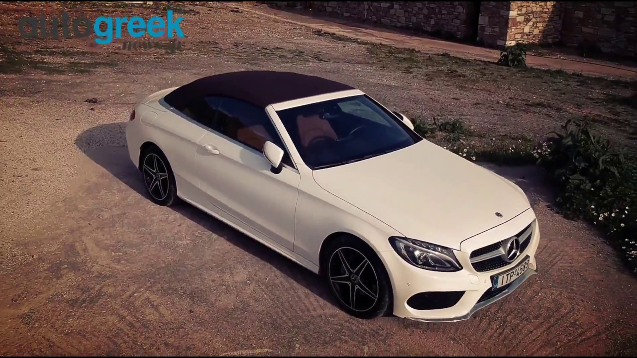 mercedes c180 cabrio 2018 youtube. Black Bedroom Furniture Sets. Home Design Ideas