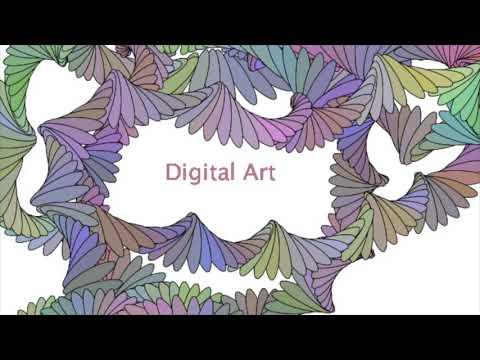 *原宿開催*デジタルアート教室 基礎 担当:さがわかずき