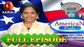 Ann Hosting American Cafe 05th Sep 2016