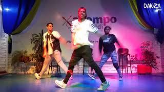 Bruno Mars Rehearsal Finesse Grammy Challenge // Danza Club