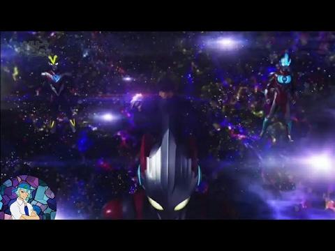 |Ultraman Channel Spesial| Ultraman Orb Trinity Fusion