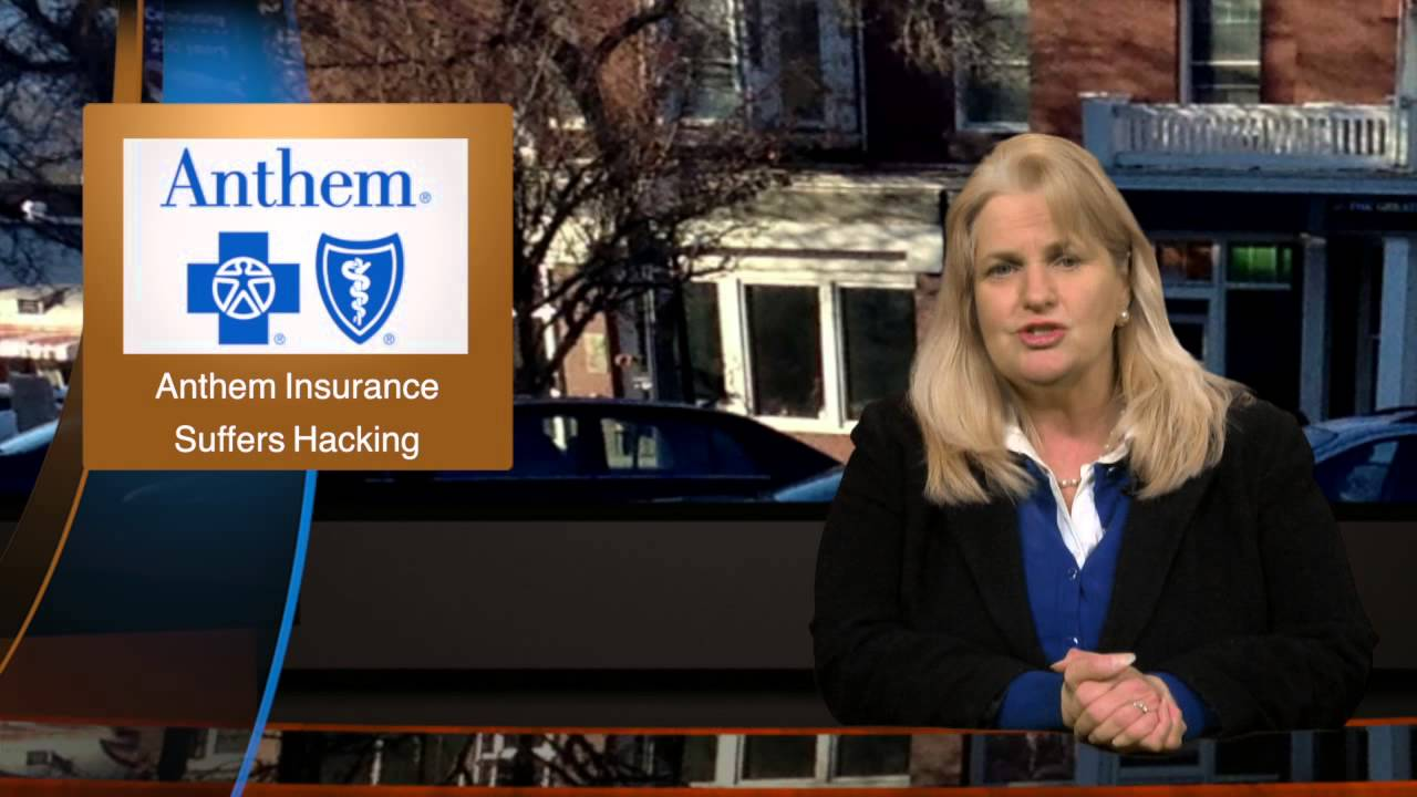 YCN News 2/18/2015 Anthem Insurance Suffers Hacking - YouTube