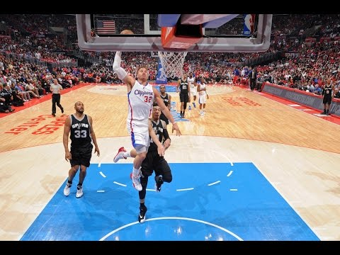 Los Angeles Clippers Top 10 Plays of the 2014-15 Season