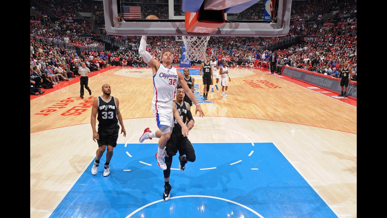 f1837404b Los Angeles Clippers Top 10 Plays of the 2014-15 Season - YouTube