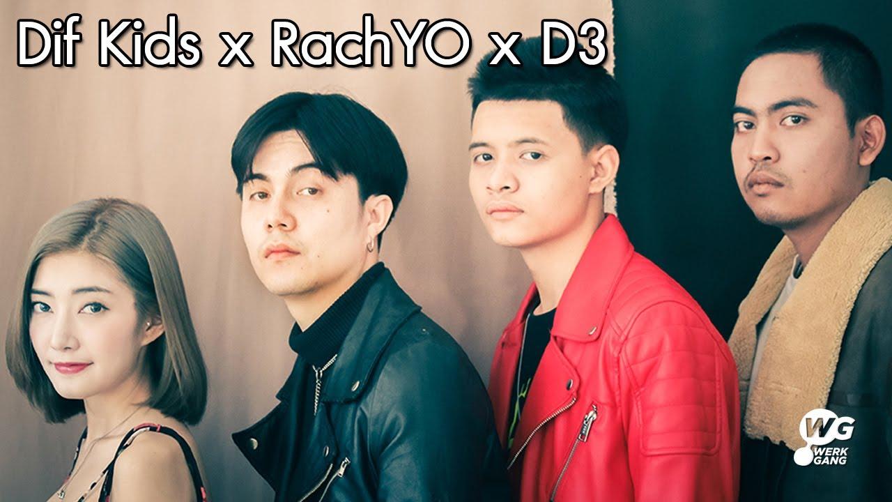 ขัดตา - Dif Kids x RachYO x D3 [OFFICIAL MV] (PROD. BY BOSSA ON THE BEAT)