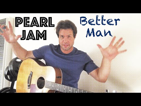 Guitar Lesson: How To Play Pearl Jam's Betterman