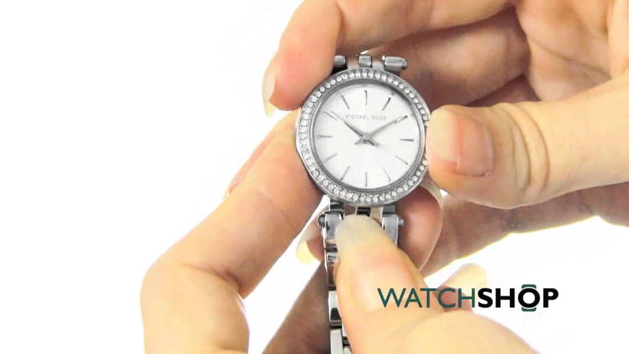 783dce0ae6f4 Michael Kors Ladies  Mini Darci Watch (MK3294) - YouTube