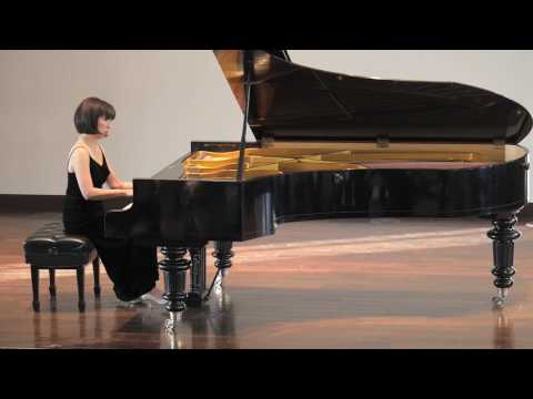 Sachiko Kato Plays Chopin's Nocturn at Osaka University Hall as an En core