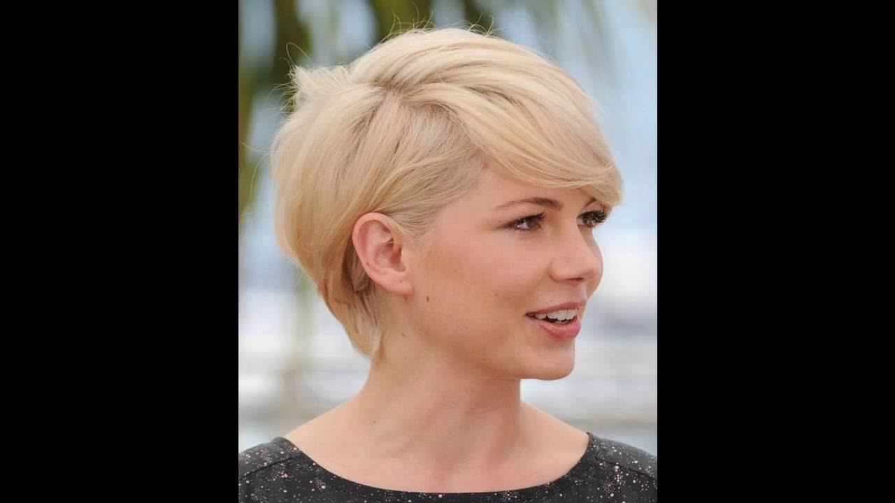 short hairstyles for diamond shaped faces