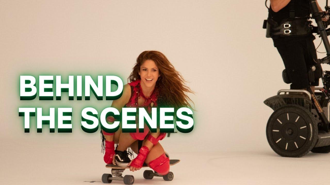 Download Black Eyed Peas, Shakira - GIRL LIKE ME (Behind The Scenes)