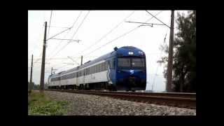 Trenes de Chile , ut-440 , uts-444 , xtrapolis , TLD , Biotren - UT -440 MC Y METRO DE SANTIAGO.