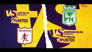 América vs. Nacional  | Análisis del partido en el Pascual - Cuartos de final ida