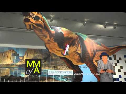 "Mobile Museum of Art ""John Cerney: Selfie"" Exhibit - Mobile, AL"