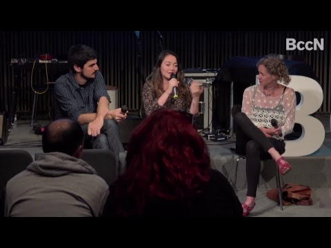 "Col·loqui amb Robin McKenna directora de ""Gift"""