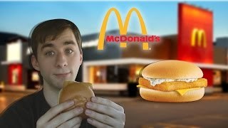 McDonald's Filet O' Fish(PLUS GIVEAWAY!)-Food Review #139