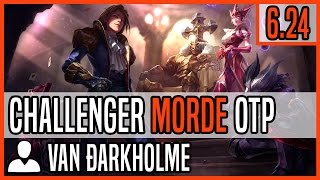 Mordekaiser 6.24 ADC OTP - Matchup: Ziggs Ranked Challenger NA