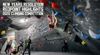 NYR Redpoint Highlights: Climbing Competition at Black Rock Bouldering Gym, Phoenix AZ