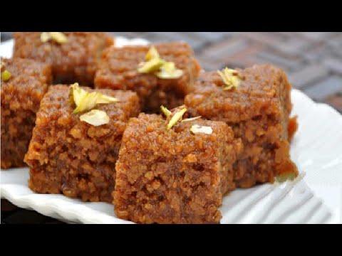 Sohan Halwa Recipe - How to Make Tasty Sohan Halwa