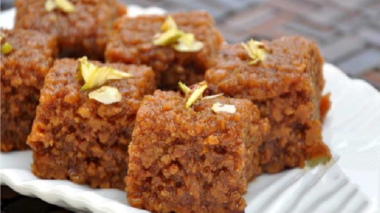 Image result for Multani Sohan Halwa