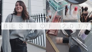 2017 Makeup & Style Favourites   The Anna Edit